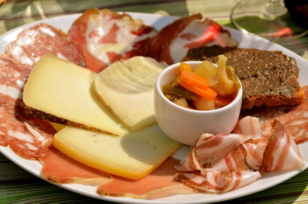 тосканских блюд