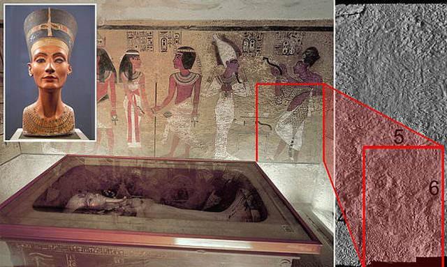 В Египте найдено тело жены Тутанхамона