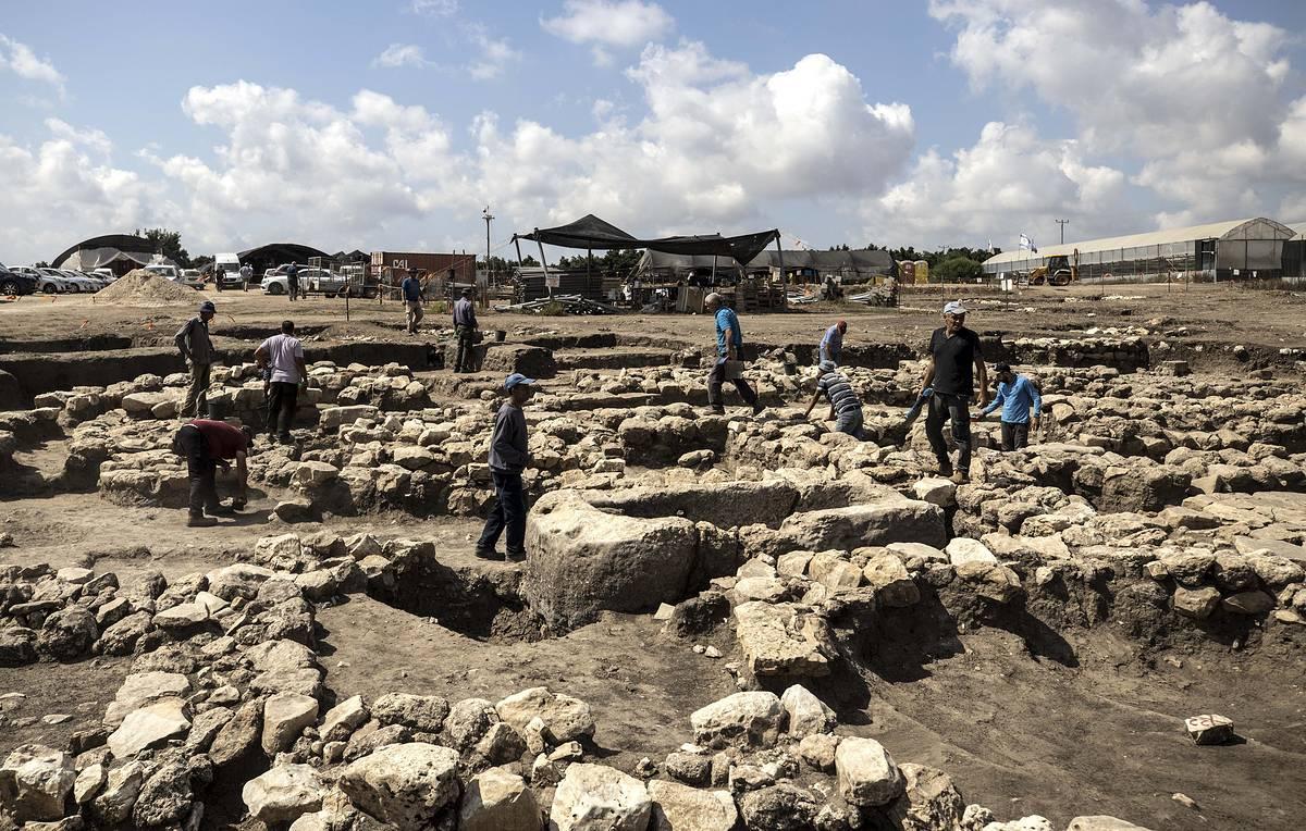 В Израиле найдено древнее убежище, использовавшееся в войне