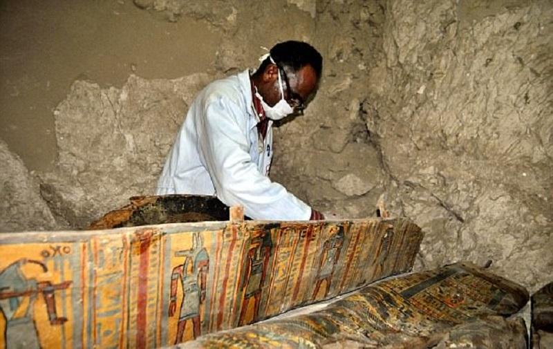 В Иране обнаружена надпись на королевской гробнице