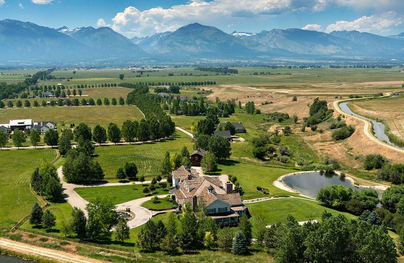 Долина Биттеррут, Западная Монтана