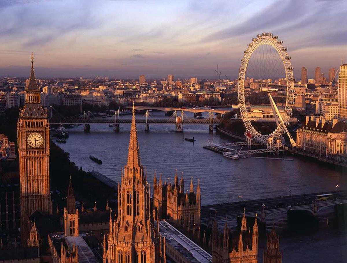 Путешествие в Великобританию