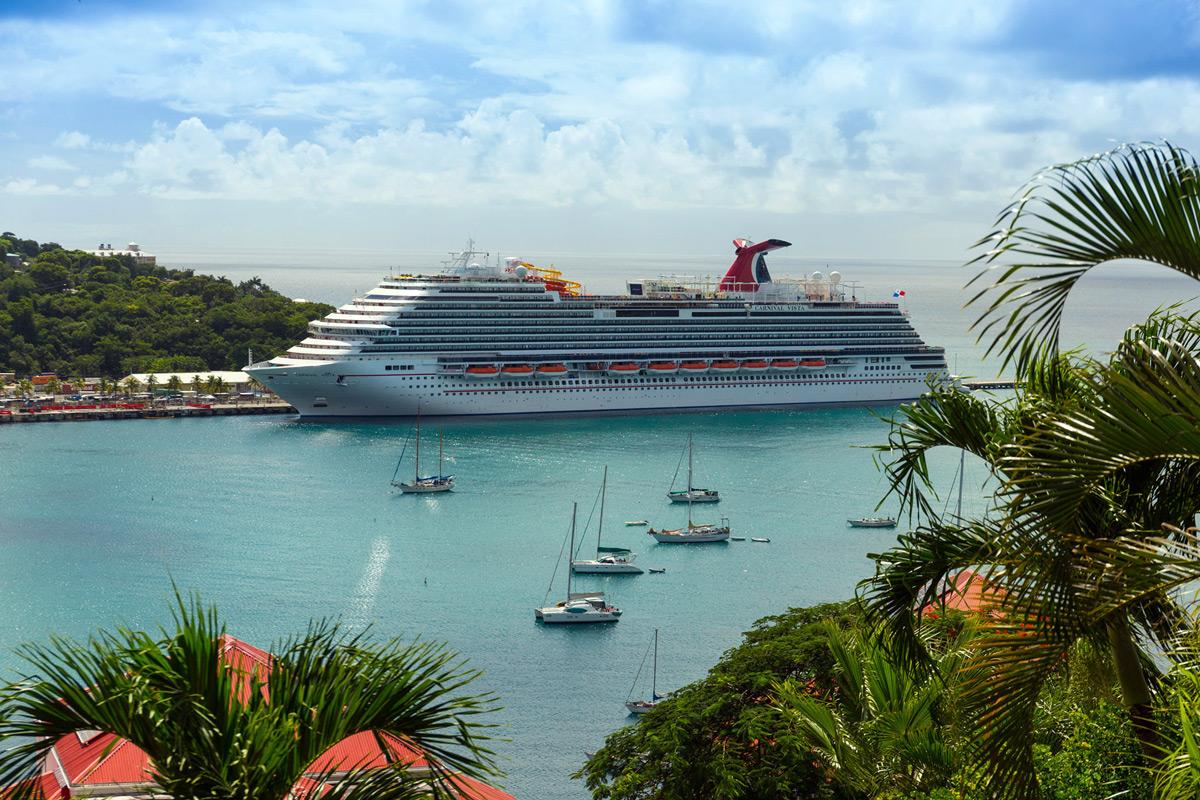Карибский круиз