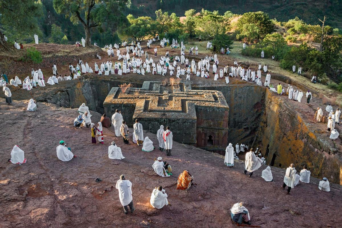 Эфиопия Лалибела