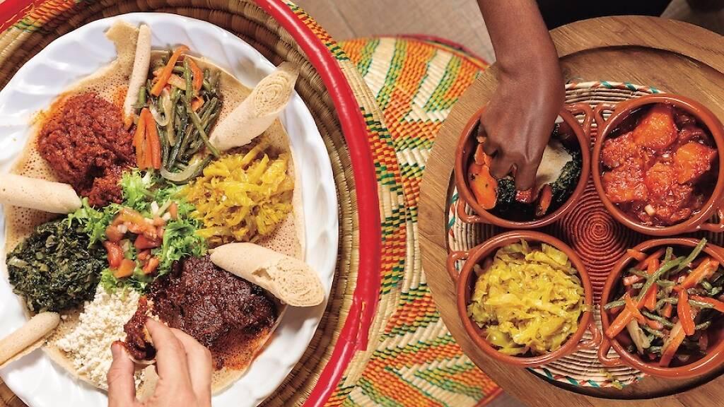 Эфиопская гастрономия